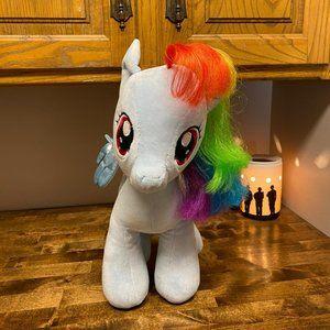 Build A Bear Plush Rainbow Dash MLP